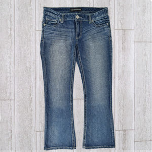 Express Jeans Stella Low Rise Boot Cut